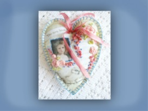 sre heart embroiderers background | Crafting | Paper Crafting | Scrapbooking