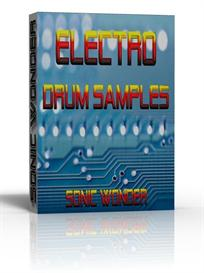 electro drum samples   - wave drums -