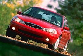 1998 Ford Contour MVMA Specifications | eBooks | Automotive