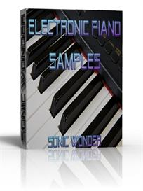 electronic piano multi samples   - wave samples -