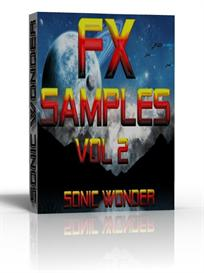 fx sound samples vol. 2   - 655  wave effect sounds -