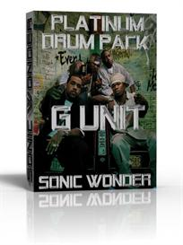 G-Unit Platinum Drums Pack  - Wave Drum Samples - | Music | Soundbanks