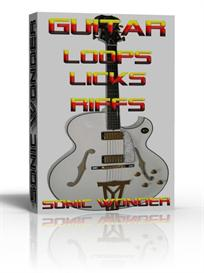 Guitar Loops Licks Riffs  - Wave Samples - | Music | Soundbanks