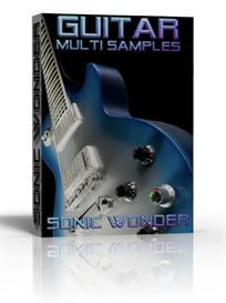guitar samples mega collection  - wave multi samples -