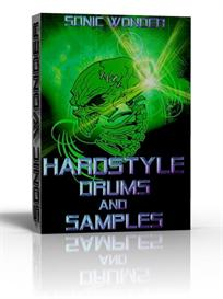 hardstyle producer pack drums - instrument samples -  loops -