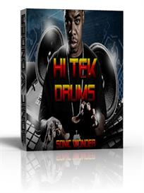 hi tek drum kits  - wave samples -