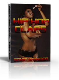 hip hop claps  - wave samples -