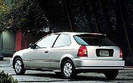 1998 honda civic hatchback mvma specifications