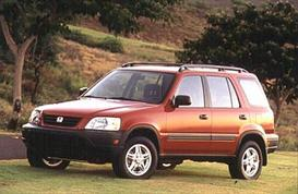 1998 honda cr-v mvma specifications