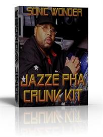 jazze pha crunk kit  - wave drums - instrument samples -