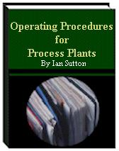 operating procedures for process plants