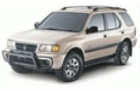1998 honda passport mvma specifications