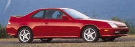 1998 honda prelude mvma specifications