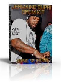 jermaine dupri drum kit  - wave samples -