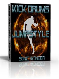 jumpstyle kick drums - wave samples -