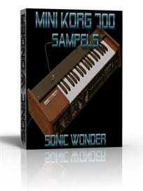 mini korg 700 samples pack  - wave -   -