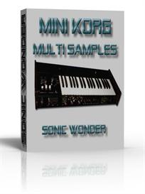 mini korg samples pack  - wave -  -