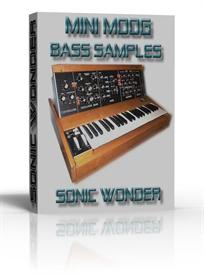 mini moog bass multi samples  - wave -