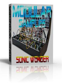modular synth samples  - analog vintage synth -