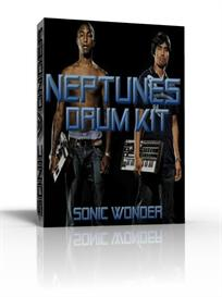 neptunes drum kits  - wave samples -