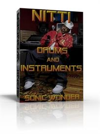 nitti drums - sounds  -  wave samples - instrument soundfonts sf2 -