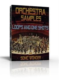orchestra samples  -  loops - one shots  -  wave -