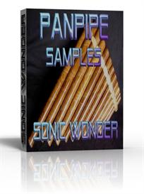 panpipe -  wave multi samples -  with kontakt program file