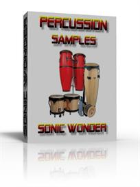 percussion samples  - 1925 wave samples -