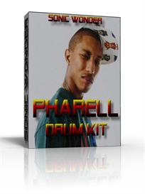 pharell drum samples - wave drum kit -