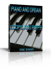 piano - organ  - loops - riffs -   wave samples  - clavinet -