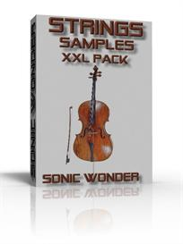 strings samples  xxl pack    - multi  wave string samples -