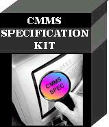 CMMS Specification Kit | Software | Business | Other
