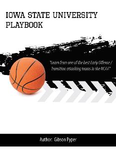 iowa state basketball playbook