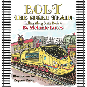 bolt, the super train