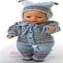 DollKnittingPatterns - 0128D EMMELINE - Jacke, Hose, Mütze und Socken -(Deutsch) | Crafting | Knitting | Other