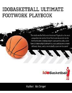 IdoBasketball Ultimate Footwork Playbook | eBooks | Sports
