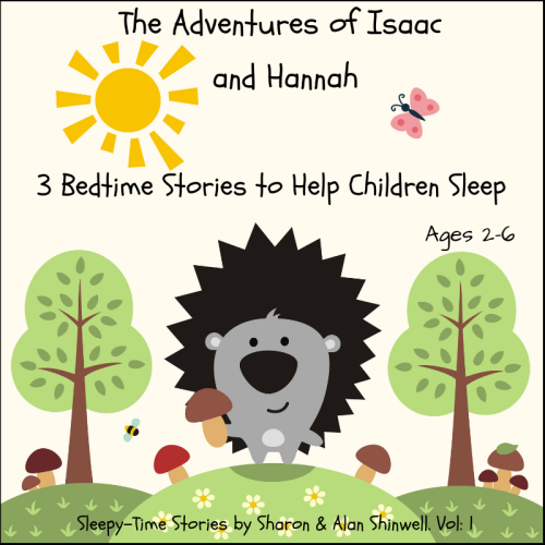 First Additional product image for - The Adventures of Isaac and Hannah. 3 Bedtime Stories for Kids. Vol:1