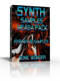 synth samples mega pack  -  wave samples -