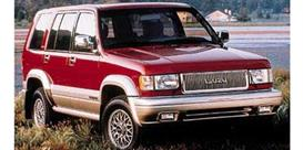 1997 Isuzu Trooper MVMA Specifications | eBooks | Automotive