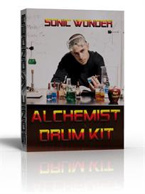 the alchemist drums - sounds - sample kit