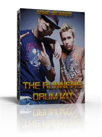 the runners drum kit   -  wave samples -