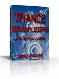 trance drum loops   -  wave samples  -