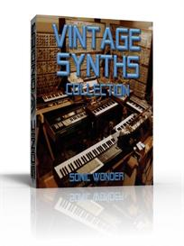 vintage synths collection   - wave samples -