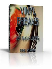 vinyl breaks  - wave drum loops -