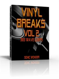 Vinyl Breaks Vol 2     -  Wave Drum Loops -   - | Music | Soundbanks