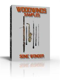 woodwind samples   - sonic wonder
