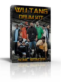 wu tang drums   - wave drum samples -