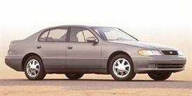 1997 Lexus GS300 MVMA Specifications | eBooks | Automotive