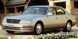 1997 lexus ls400 mvma specifications
