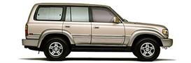 1997 Lexus LX450 MVMA Specifications | eBooks | Automotive